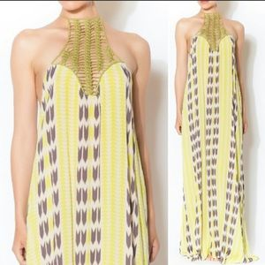 ACACIA POSITANO Maxi Dress in ARROW